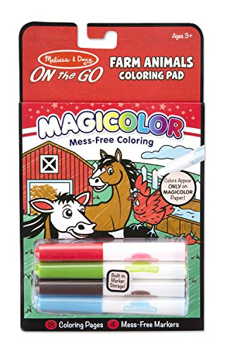 Melissa Doug Magicolor Coloring Pad product image