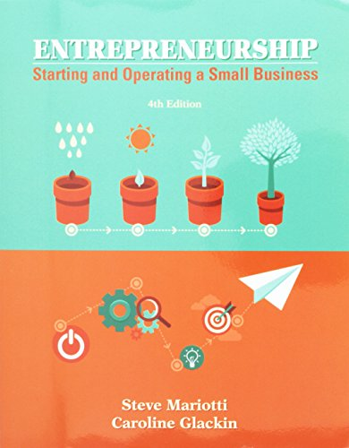 Entrepreneurship: Starting and Operating a Small Business Plus MyLab Entrepreneurship with Pearson eText -- Access Card Package (4th Edition)
