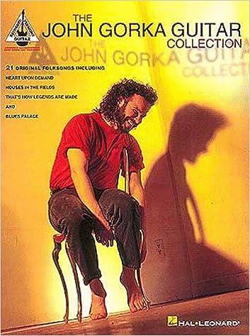 Book The John Gorka Guitar Collection*