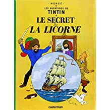 AVENTURES DE TINTIN (LES) T.11 : LE SECRET DE LA LICORNE