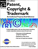 Patent, Copyright and Trademark, Stephen Elias and Richard Stim, 0873378482