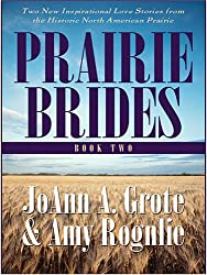 Prairie Brides Book Two : A Homesteader, a Bride and a Baby and A Vow Unbroken
