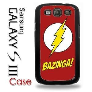 Pink Ladoo? Samsung Galaxy S3 Plastic Case - Bazinga Shelton The Big Bang Theory