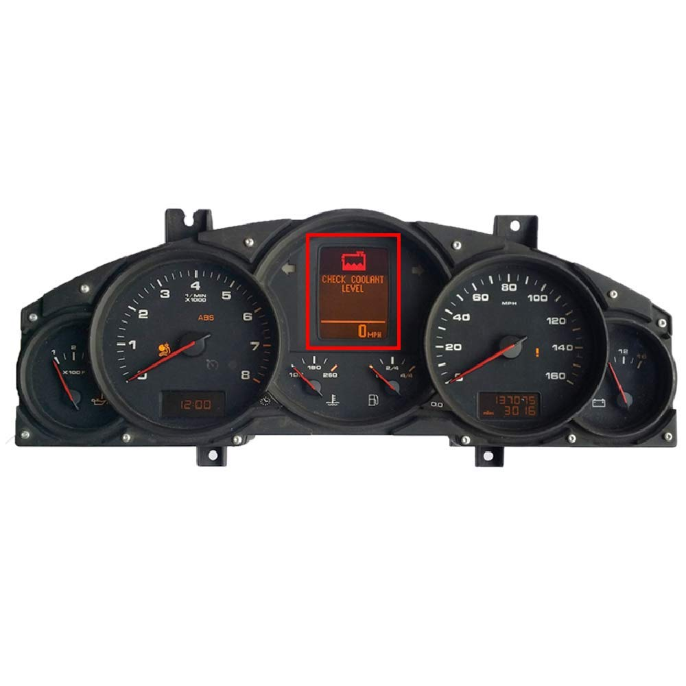ALLWAY Display for VW Touareg and Porsche 911//996//986 Instrument Cluster