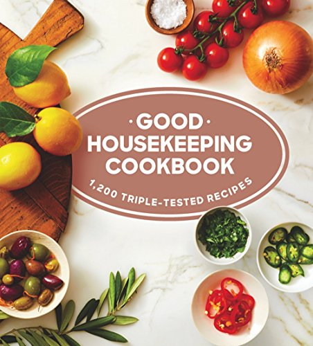 Book cover from Good Housekeeping Cookbook: 1,200 Triple-Tested Recipes by Susan Westmoreland