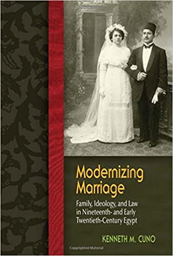 Image result for Modernizing Marriage: family, ideology, and law in nineteenth and early twentieth century Egypt Kenneth M. Cuno