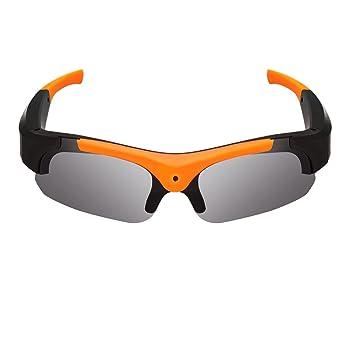 Z&HA Cámara Inteligente Gafas De Sol Gafas De Sol Cámara De Acción 8 Millones De Píxeles