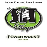 【1セット】SIT NR45105L [45-105] POWER WOUND ベース弦 ロングスケール