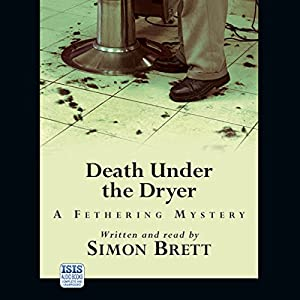 Death Under the Dryer  Audiobook