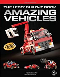 The LEGO® Build-It Book: Amazing Vehicles