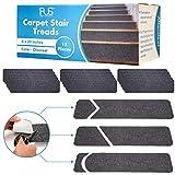 Stair Treads Non-Slip Soft Carpet Strips for