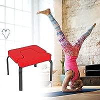 Chifans Soporte para la Cabeza de Yoga Silla de Yoga para aliviar la Fatiga y Aumentar el Cuerpo para la Familia, Gimnasio