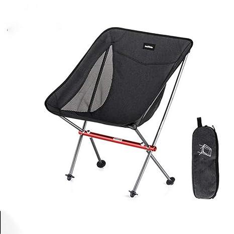 BU-SOH Sillas Portátil Plegable Mini Silla Ligero Camping ...