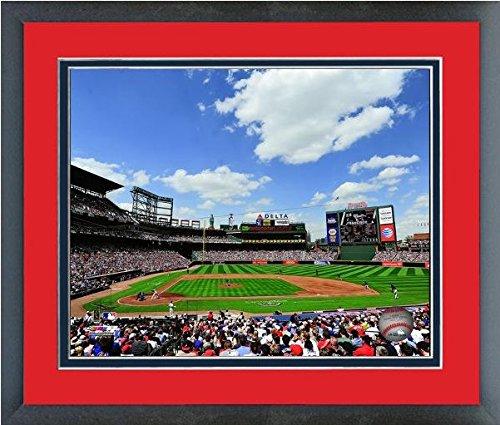 Atlanta Braves Turner Field MLB Stadium Photo (Size: 26.5