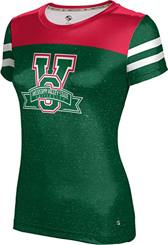 Mississippi Valley State University (ProSphere Mississippi Valley State University Women's Shirt - Gameday (X-Large))