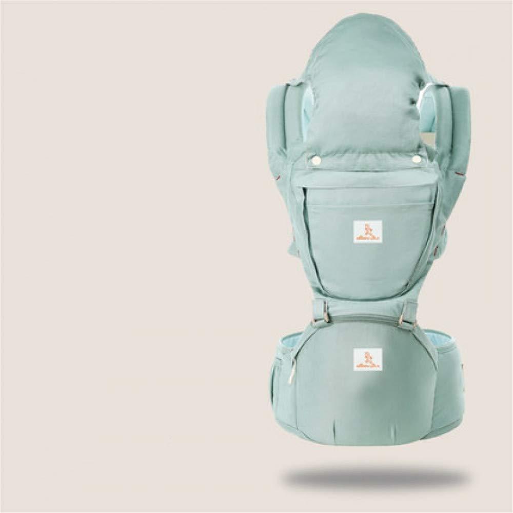 FIFY Babytrage BabyschlingeNewborn Babyfrontkreuz-halten Kindtaillenschemel sitzen Multifunktionsvierjahreszeiten universal, A