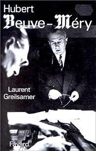Hubert Beuve-Méry par Laurent Greilsamer