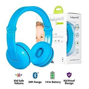Onanoff Casque Audio Bluetooth Pour Enfant Modèle Play