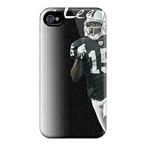 New Tpu Hard Cases Premium Iphone 6 Skin Cases Covers(oakland Raiders)