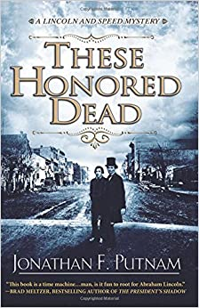Image result for these honored dead book cover