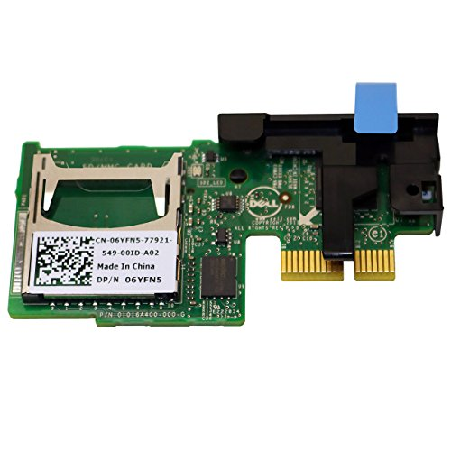 6YFN5 - Internal SD Card Reader 2-Slot; W/O SD Cards Compellent SC8000 by Dell