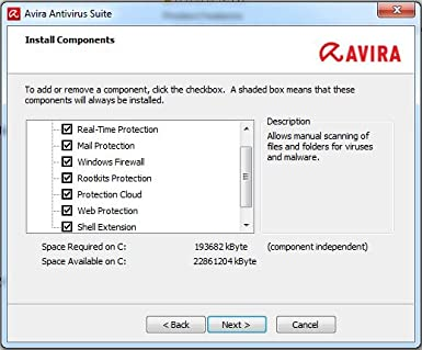 Avira Antivirus Pro (1-PC for 1-Year, IMMEDIATE CODE ISSUED, No Waiting,  No-CD) [Download]
