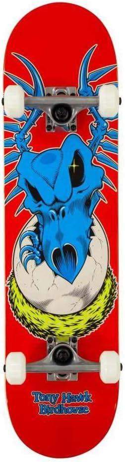 Birdhouse Falcon Egg Red 7.75 compleet Skateboard