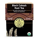 Buddha Teas Black Cohosh Root Tea, 18 Count (Pack of 6)