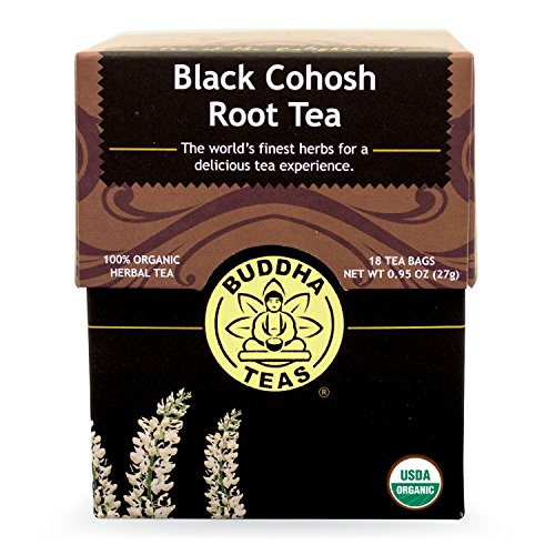 Buddha Teas Black Cohosh Root Tea, 18 Count (Pack of 6) by Buddha Teas (Image #7)