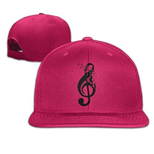 Pencil Los Dodgers Angeles (Yishuo Men Treble Clef - Cello Classic Hip-Hop Red Cap Adjustable Snapback)