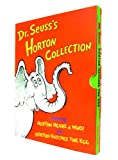 Dr. Seusss Horton Collection Boxed set (Horton Hears a Who and Horton Hatches the Egg)