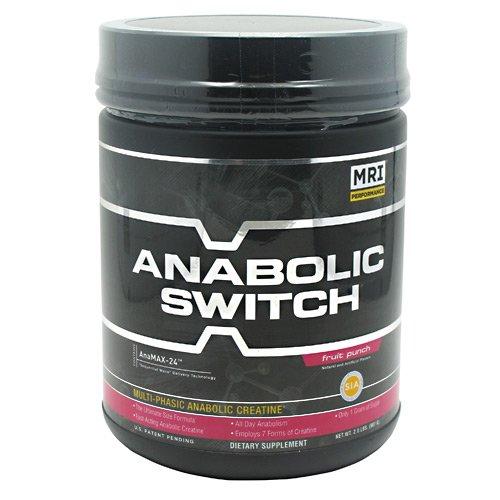 MRI Anabolic Switch Fruit Punch .1.98 lbs (900g)