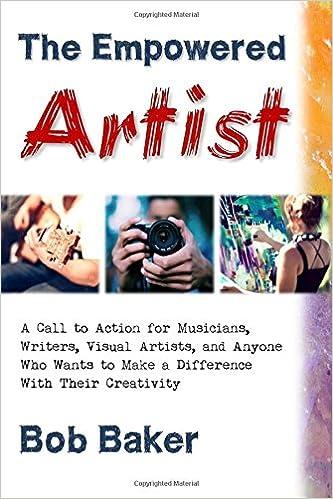 Empowered Artist book