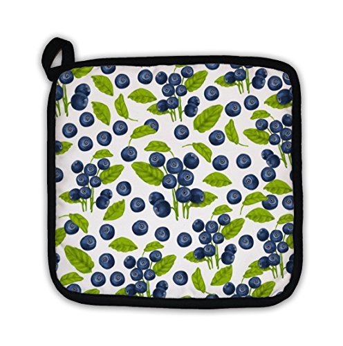 Gear New Pot Holder, Blueberry Pattern, GN7975