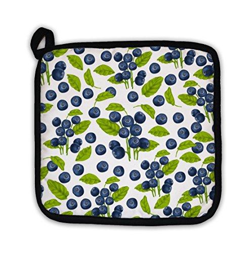 Gear New Pot Holder, Blueberry Pattern, GN7975