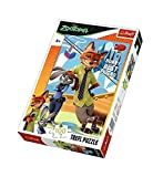 Trefl 16293' Zootopia Judy and Nick Puzzle (100-Piece)