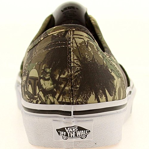 fd0a7cbb16b866 Vans Unisex Authentic Casual Shoes 42010141 Star Wars - Import It All