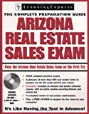 Arizona Real Estate Sales Exam, LearningExpress Staff, 1576855856