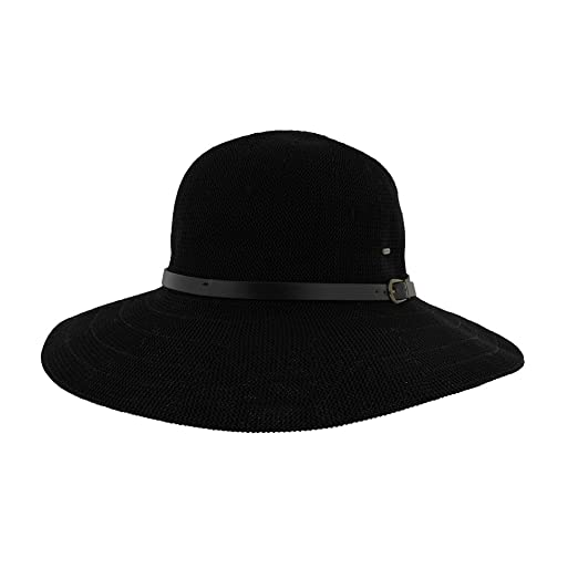 46aed06b Image Unavailable. Image not available for. Color: Womens Wide Brim Sun  Protection Hat ...
