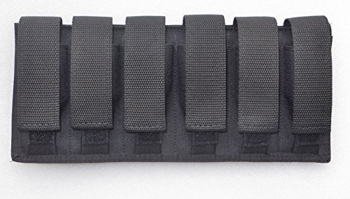(Federal Six Pack Magazine Pouch - 9mm, 40 S&W, 45 ACP)