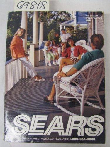 Sears Spring Summer Catalog 1991