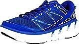 Hoka One One Men's M Odyssey Running Shoe (7 D(M) US, True Blue/White) For Sale