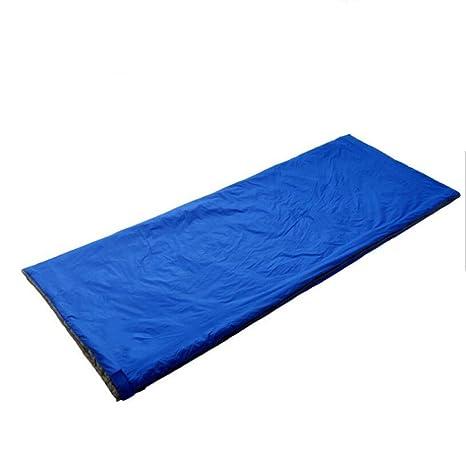 Al Aire Libre para Acampar Saco De Dormir De Imitación De Algodón De Seda Verano Saco