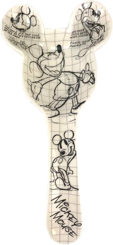 Disney Mickey Sketchbook Spoon Rest