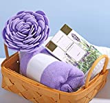 Spa Gifts for Women, Spa Luxetique Lavender Bath
