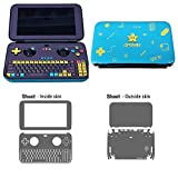 Skin Decal Stickers For GPD Win Console All Side Tuning Mapping POP SKIN Game Edition