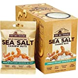 East Bali Cashews Sea Salt Cashew Nuts, 1 box of 10 packets