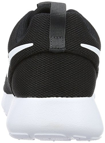 dark Sneakers Schwarz One Black Roshe Grey Damen White NIKE gtw0qBn