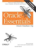 Oracle Essentials, 3e: Oracle Database 10g, Rick Greenwald, Robert Stackowiak, Jonathan Stern, 0596005857