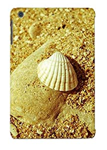 Charlesvenegas Case Cover Seashell On Sand/ Fashionable Case For Ipad Mini/mini 2
